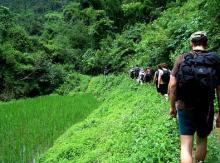 grupo caminhada ecoturismo